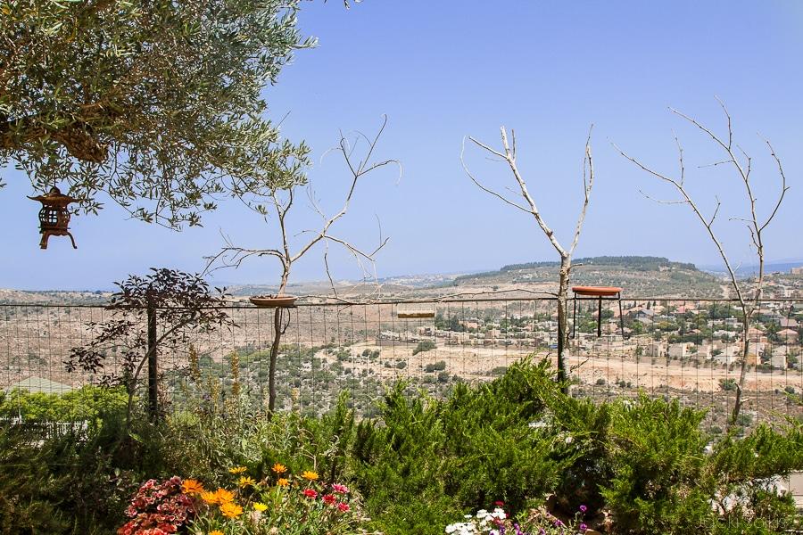 הצימר בגליל ממוקם בישוב כפר ורדים